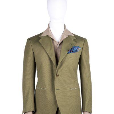 abito di cottone LS